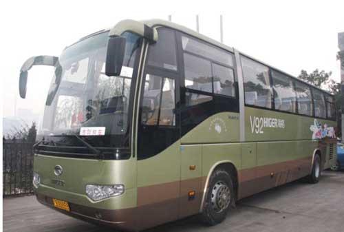 宁波大巴车,大客车,旅游车租赁